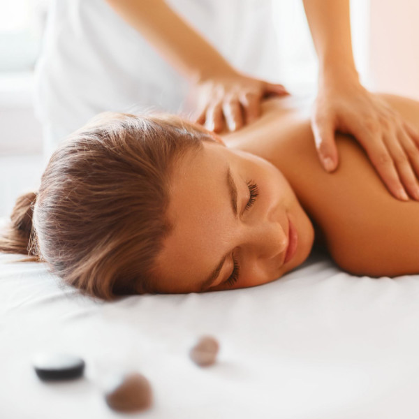 Massagem de relaxamento geral